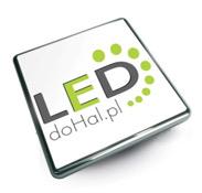 oświetlenie LED do hal i biura